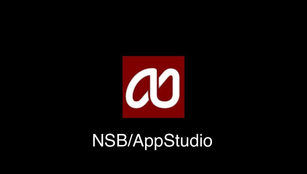 مقدمة عن برنامج Nsb Appstudio مدونة معلم الحاسب