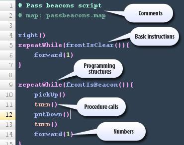 تعرف على تطبيق Robomind واستخداماته واللغات التي يعتمد عليها